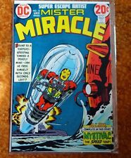 Mister Miracle #12 1973 Big Barda Jack Kirby DC s