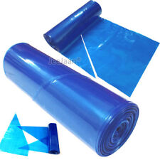 """Strong 21"""" Piping Bags Blue  Disposable! 