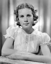 8x10 Print Deanna Durbin Early Portrait #DDPO