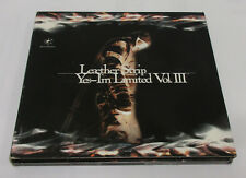 Leæther Strip CD Yes - I'm Limited Vol. III EBM Electro Leaether Zoth Ommog 1998