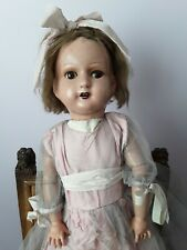 Doll Ancienne poupée Made in Belgium.