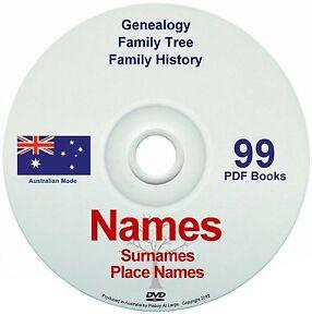 Family History Tree Genealogy Surnames Placenames England Ireland Scotland Wales