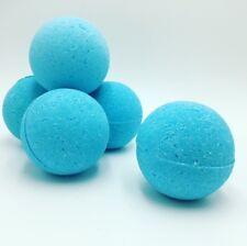Set of 6 Energise Bath Bomb Epsom Salt Body Muscle Soak Moisturising Coconut Oil