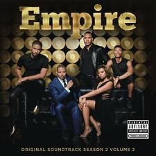 Empire Season Vol 2  [PA] SOUNDTRACK - smollett serayah yazz yo gotti howard CD