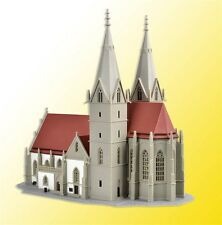 36818 Kibri Z Gauge Kit of the Church Oberhofen-Göppingen - NEW