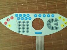 NEW VAMATEX K88 LEONARDO K88/P1001 Membrane keypad #HO9 YD