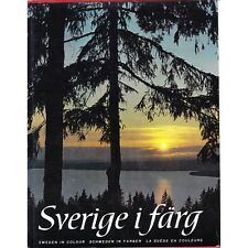 SVERIGE I FÄRG Sweden in colour Schweden in farben Suède Découverte en images...