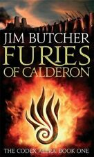 Furies of Calderon: Codex Alera 01 (Codex Alera 1), Jim Butcher, New condition,