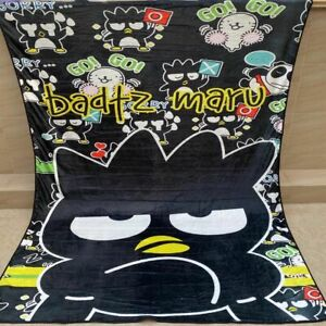 penguin black  Blanket Throw Blankets nap bed quilt 150X200CM collect  hot
