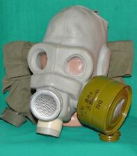 Soviet Russian Military GAS MASK PMG / ПМГ + Carry Bag Large size