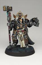 Grey Knights Grand Master Voldus Warhammer 40k Horus Heresy pro painted