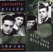 Curiosity Killed the Cat - Keep Your Distance [New CD] Bonus Tracks