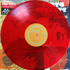 DIRTY STREETS - BLADES OF GRASS -(CLASSIC 60s ROCK STYLE)  RED VINYL LP