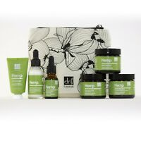 Dr. Botanicals Skincare Complete Hydrating Hemp Gift Set - Gift for Her