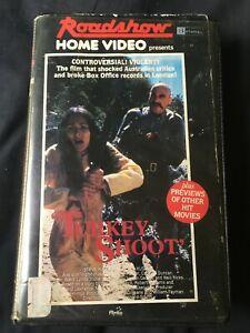 1982 Rare movie Turkey Shoot BETA Not VHS