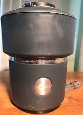 Emerson Evolution Pro Essential Insinkerator 3/4 HP Food Waste Garbage Disposal