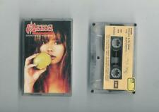 SAXON - INNOCENCE IS NO EXCUSE Rare Turkish Release Cassette 1986