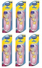 6 Pack - Dr Scholl's Tri-Comfort for Women - Size 6-10 1 Pair Each