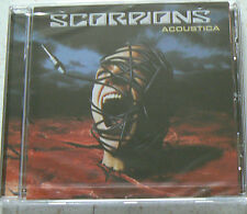 ACOUSTICA - SCORPIONS (CD)  NEUF SCELLE