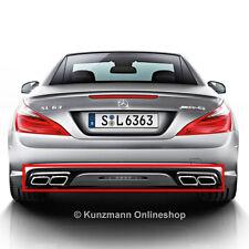 SL63 SL65 AMG Diffusor SL R231 Original Mercedes Umbau Optik Styling Heckschürze