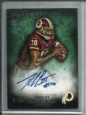 Robert Griffin 2012 Topps Inception Autograph Rookie #27/50