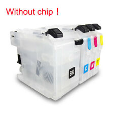 Refillable ink cartridge for Brother DCP-J100 DCP-J105 MFCJ200 LC109 LC129 LC529