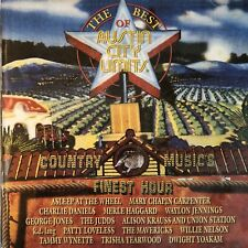The Best Of Austin City Limits Country Musics Finest Hour 1996 ACL Series Debut