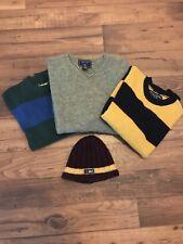 2x Abercrombie & Fitch (A&F) & 1x American Eagle (AE) Sweater Plus A&F beanie!!!