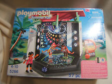 Playmobil 5266 Summer Fun w/ Speakers Connects to Your iphone or MP3