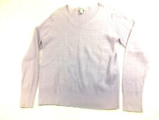 Cherokee Women Sweater Size XXL Lilac Knitted B6C334