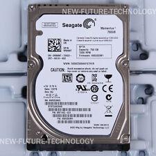 "Seagate (ST9750420AS) 750 GB HDD 2.5"" 16 MB 7200 RPM SATA Laptop Hard Disk Drive"