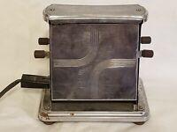Vintage Universal Landers Frary & Clark Electric Toaster Art Deco