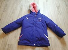 Zeroxposur Girls Purple Winter Jacket BRAND NEW  Size 10/12 Outdoor Snowboarding