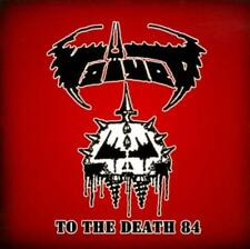 VOIVOD - TO THE DEATH 84 USED - VERY GOOD CD