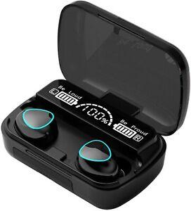 Double TWS Bluetooth Earphones Wireless Headphones Earbuds For iPhone 12 & other