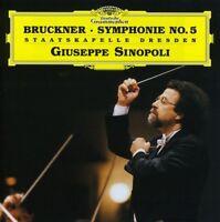 Giuseppe Sinopoli, A. Bruckner - Symphony 5 [New CD]