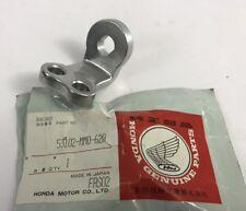 Supporto freccia Sx - Bracket L. Fr. - Honda XR600 XR650 NOS: 53102-MM0-620