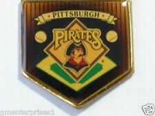 Pittsburgh Pirates Baseball Diamond Stadium Pin, Vintage, (B2 Row1)*(**)