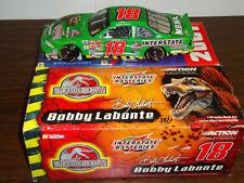 "Bobby Labonte--Jurassic Park III ---1:24 Scale Diecast---8"" Long---2001"