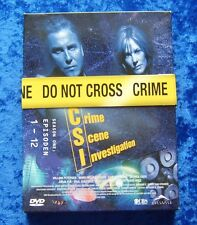 CSI Las Vegas Season 1.1, Episoden 1 - 12, DVD Box Staffel