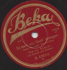 Harry Steier singt Fred Raymond : Es kam ein knab gezogen