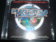 Hardstyle Downunder Toneshifter & Code Black Present 2 CD - New (Not Sealed)