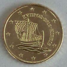 50 céntimos de euro Chipre 2012 unz