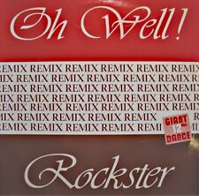 ++ROCKSTER oh well !/transit in chicago MAXI 1989 PUBLIC VG++