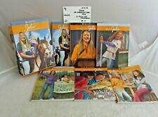Julie An AmericanGirl 1974 / 6 Paperback Book Set / Series / 81019