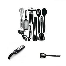 Kitchenaid Classic 17-piece Tools And Gadget Set Black