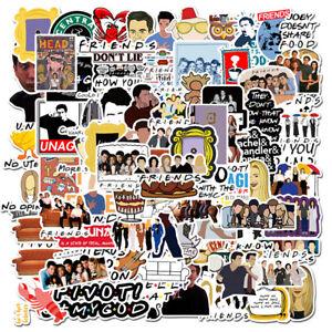 Twenty  FRIENDS TV Show  Art Stickers Laptop // Skateboard // PC'S etc