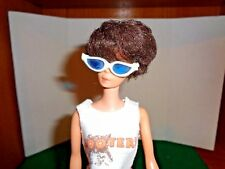 Vintage Bubble Cut Barbie in Hooters Outfit with Shades made in Japan