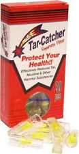 Tar Catcher Disposable Cigarette Filter Holders Pack of 30 NEW