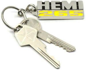 "Chrysler Valiant - ""Hemi 265"" KEY TAG"
